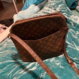 LV bundle Crossbody bag/wallet and mask